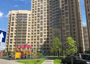 Город Долгопрудный, микрорайон «Центральный», корпус 52б (май 2020, фото 42-1)
