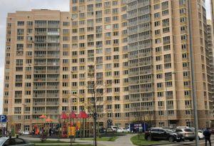 Город Долгопрудный, микрорайон «Центральный», корпус 52б (октябрь 2020, фото 47-2)