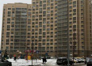 Город Долгопрудный, микрорайон «Центральный», корпус 52б (декабрь 2020, фото 49-2)