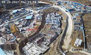 Город Долгопрудный, микрорайон «Центральный», корпус 52б (апрель 2017, фото 5-1)