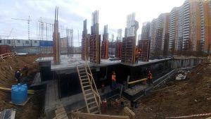 Город Долгопрудный, микрорайон «Центральный», корпус 52б (апрель 2017, фото 5-2)