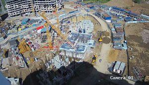 Город Долгопрудный, микрорайон «Центральный», корпус 52б (май 2017, фото 6-1)