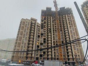Город Долгопрудный, микрорайон «Центральный», корпус 52г (декабрь 2017, фото 13-1)