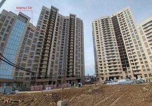 Город Долгопрудный, микрорайон «Центральный», корпус 52г (апрель 2018, фото 17-1)