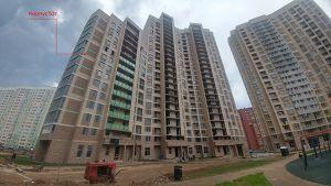 Город Долгопрудный, микрорайон «Центральный», корпус 52г (июнь 2018, фото 19-1)