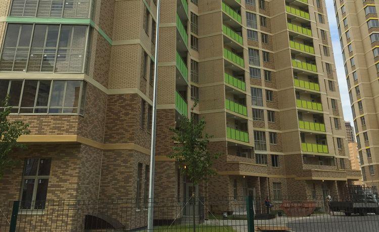 Город Долгопрудный, микрорайон «Центральный», корпус 52г (август 2018, фото 21-1)