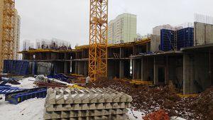 Город Долгопрудный, микрорайон «Центральный», корпус 52г (февраль 2017, фото 3-1)