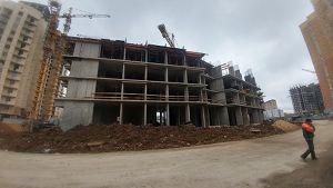 Город Долгопрудный, микрорайон «Центральный», корпус 52в (октябрь 2017, фото 11-2)