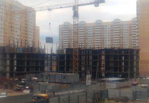 Город Долгопрудный, микрорайон «Центральный», корпус 52в (ноябрь 2017, фото 12-2)