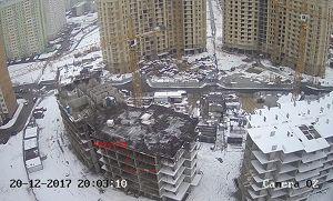 Город Долгопрудный, микрорайон «Центральный», корпус 52в (декабрь 2017, фото 13-1)