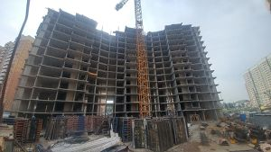Город Долгопрудный, микрорайон «Центральный», корпус 52в (май 2018, фото 18-1)