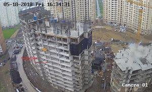 Город Долгопрудный, микрорайон «Центральный», корпус 52в (май 2018, фото 18-2)