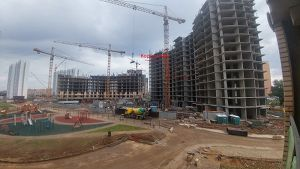Город Долгопрудный, микрорайон «Центральный», корпус 52в (июнь 2018, фото 19-1)