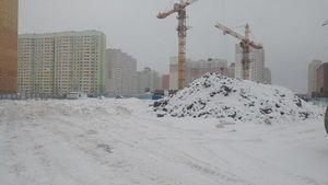 Город Долгопрудный, микрорайон «Центральный», корпус 52в (январь 2017, фото 2-2)