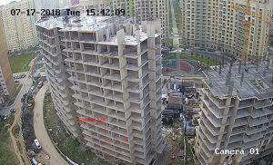 Город Долгопрудный, микрорайон «Центральный», корпус 52в (июль 2018, фото 20-1)
