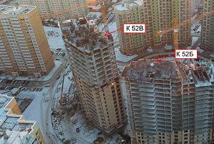 Город Долгопрудный, микрорайон «Центральный», корпус 52в (ноябрь 2018, фото 24-1)