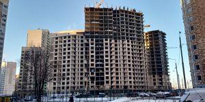 Город Долгопрудный, микрорайон «Центральный», корпус 52в (ноябрь 2018, фото 24-2)