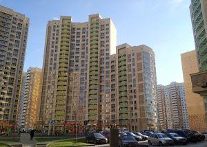 Город Долгопрудный, микрорайон «Центральный», корпус 52в (октябрь 2019, фото 35-2)