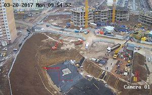 Город Долгопрудный, микрорайон «Центральный», корпус 52в (март 2017, фото 4-2)