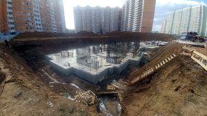 Город Долгопрудный, микрорайон «Центральный», корпус 52в (апрель 2017, фото 5-2)