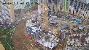 Город Долгопрудный, микрорайон «Центральный», корпус 52в (июль 2017, фото 8-1)