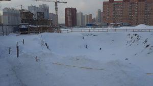 Город Долгопрудный, микрорайон «Центральный», корпус 8 (январь 2017, фото 1-1)