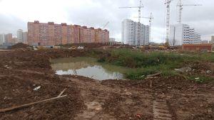 Город Долгопрудный, микрорайон «Центральный», корпус 8 (октябрь 2017, фото 11-2)