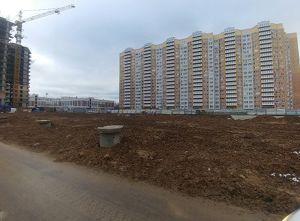 Город Долгопрудный, микрорайон «Центральный», корпус 8 (ноябрь 2017, фото 12-2)