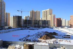 Город Долгопрудный, микрорайон «Центральный», корпус 8 (март 2018, фото 16-2)