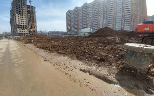 Город Долгопрудный, микрорайон «Центральный», корпус 8 (апрель 2018, фото 17-2)