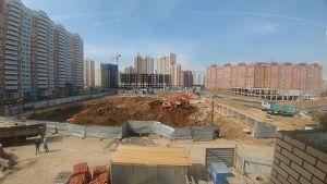 Город Долгопрудный, микрорайон «Центральный», корпус 8 (май 2018, фото 18-2)