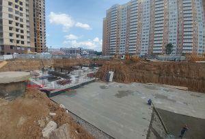 Город Долгопрудный, микрорайон «Центральный», корпус 8 (июнь 2018, фото 19-2)