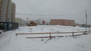 Город Долгопрудный, микрорайон «Центральный», корпус 8 (январь 2017, фото 2-2)