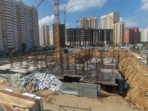 Город Долгопрудный, микрорайон «Центральный», корпус 8 (июль 2018, фото 20-2)