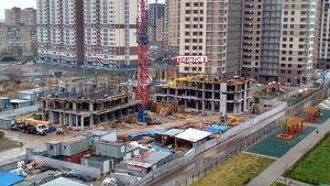 Город Долгопрудный, микрорайон «Центральный», корпус 8 (октябрь 2018, фото 23-1)