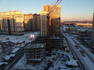 Город Долгопрудный, микрорайон «Центральный», корпус 8 (ноябрь 2018, фото 24-1)