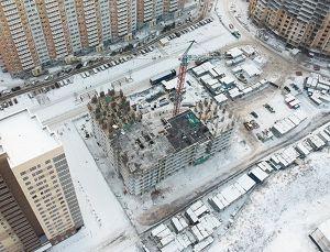 Город Долгопрудный, микрорайон «Центральный», корпус 8 (декабрь 2018, фото 25-1)