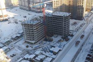 Город Долгопрудный, микрорайон «Центральный», корпус 8 (январь 2019, фото 26-1)