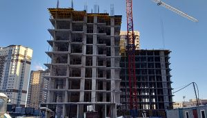 Город Долгопрудный, микрорайон «Центральный», корпус 8 (январь 2019, фото 26-2)