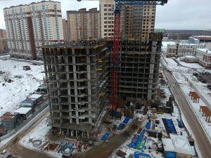 Город Долгопрудный, микрорайон «Центральный», корпус 8 (февраль 2019, фото 27-1)