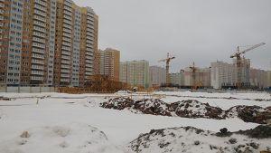 Город Долгопрудный, микрорайон «Центральный», корпус 8 (февраль 2017, фото 3-2)
