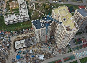 Город Долгопрудный, микрорайон «Центральный», корпус 8 (август 2019, фото 33-1)