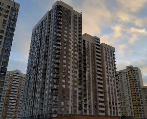 Город Долгопрудный, микрорайон «Центральный», корпус 8 (октябрь 2019, фото 35-2)