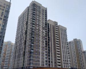 Город Долгопрудный, микрорайон «Центральный», корпус 8 (декабрь 2019, фото 37-1)