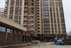 Город Долгопрудный, микрорайон «Центральный», корпус 8 (февраль 2020, фото 39-2)