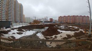 Город Долгопрудный, микрорайон «Центральный», корпус 8 (март 2017, фото 4-1)