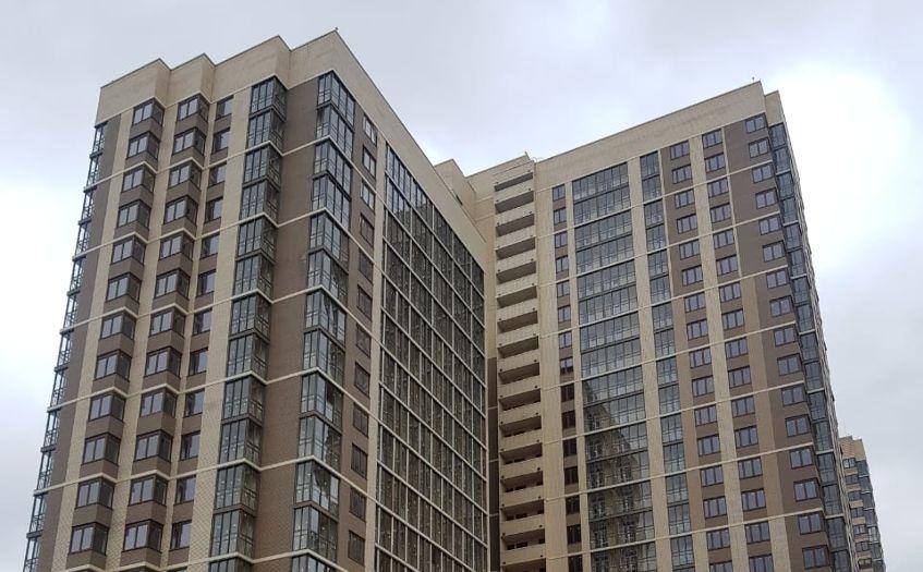 Город Долгопрудный, микрорайон «Центральный», корпус 8 (апрель 2020, фото 41-1)