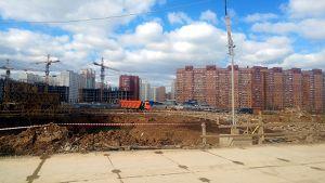 Город Долгопрудный, микрорайон «Центральный», корпус 8 (апрель 2017, фото 5-1)