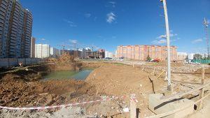 Город Долгопрудный, микрорайон «Центральный», корпус 8 (май 2017, фото 6-1)