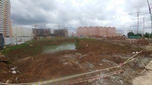 Город Долгопрудный, микрорайон «Центральный», корпус 8 (июнь 2017, фото 7-2)